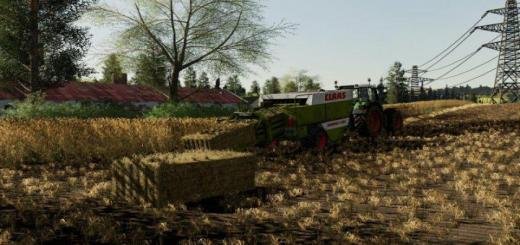Photo of FS19 – Claas Quadrant 1200 V1