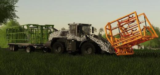 Photo of FS19 – Claas Torion 1914 V1.2