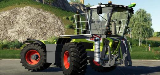 Photo of FS19 – Claas Xerion 3800 Saddle Trac V2