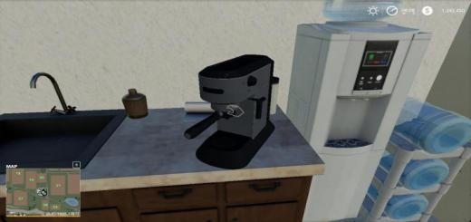 Photo of FS19 – Coffee Maker V1