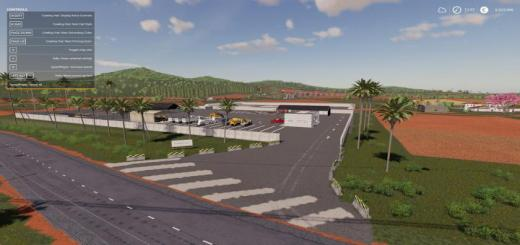 Photo of FS19 – Construction Site Pack V1