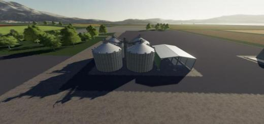 Photo of FS19 – Courtyard Silos V2
