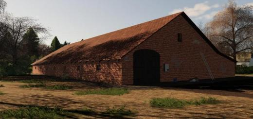 Photo of FS19 – Cows Barn V1