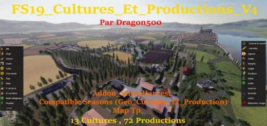 Photo of FS19 – Cultures Et Productions V4