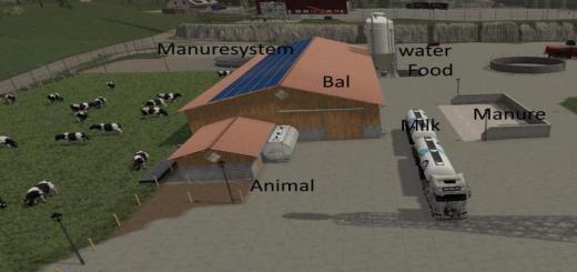 Photo of FS19 – Daliy Farm Edit Lantmanenfs V1.3