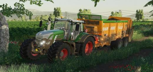 Photo of FS19 – Dangreville Etb 15000 V1