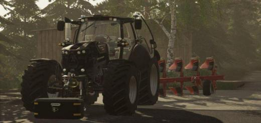 Photo of FS19 – Deutz 7Er Tractor V1