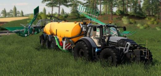 Photo of FS19 – Deutz-Fahr Series 7 V1