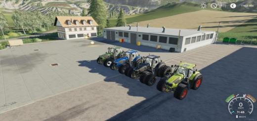 Photo of FS19 – Deutz S9 With New Engine V1