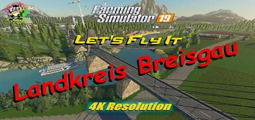 Photo of FS19 – District Breisgau Map V1.7A