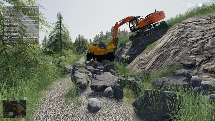 Photo of FS19 – Dynamic Rocks Small Size V1