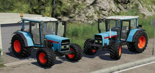 Photo of FS19 – Eicher 2070 Tractor V3