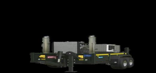 Photo of FS19 – Eigenbau Stationarmotor V8 V1