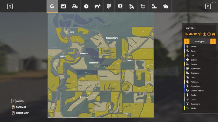 FS19 - Elkaderia Map V1