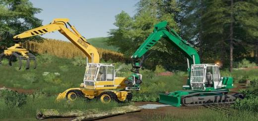 Photo of FS19 – Excavator Liebherr 902 Pack V1.0.0.1
