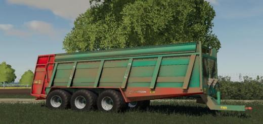 Photo of FS19 – Farmtech Fortis 3000 Trailer V1