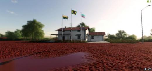 Photo of FS19 – Fazenda Catarina Map V1.5.1