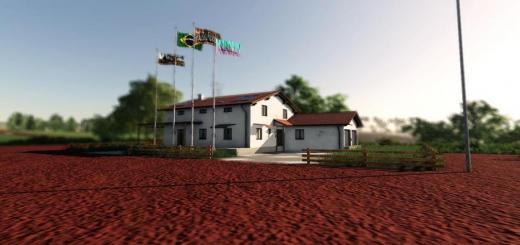 Photo of FS19 – Fazenda Catarina Map V1.5