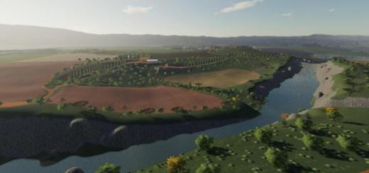 Photo of FS19 – Fazenda Pedra Negra Map V1