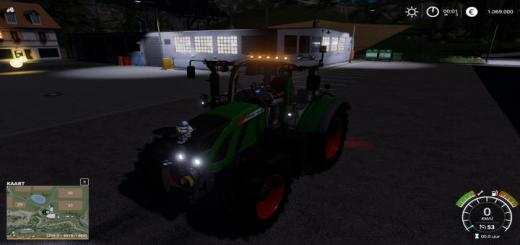 Photo of FS19 – Fendt 700 4S Tractor V1