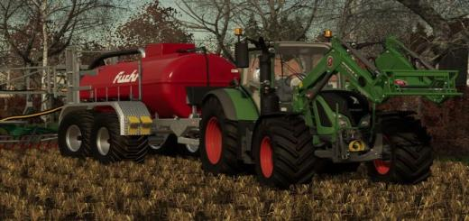 Photo of FS19 – Fendt 700 Scr Tractor V1