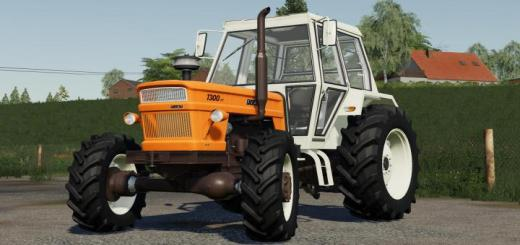 Photo of FS19 – Fiat 1300Dt Tractor V1
