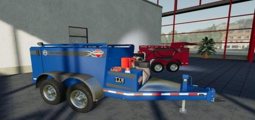 Photo of FS19 – Field Service Trailer V1.3