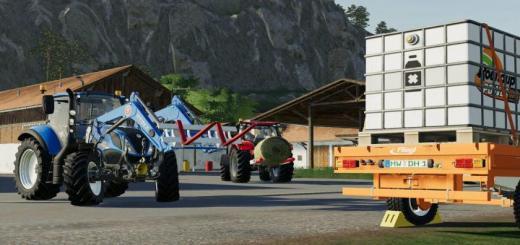 Photo of FS19 – Fliegl Bpt Pack Korrektur V1.0.2.0