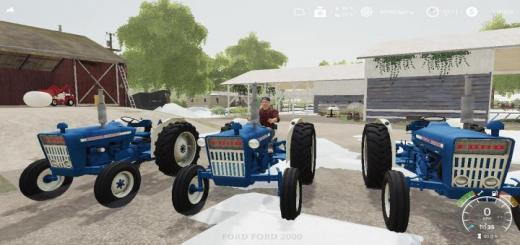 Photo of FS19 – Ford 2000 Na V1