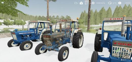 Photo of FS19 – Ford 7000 Euro Worn V2