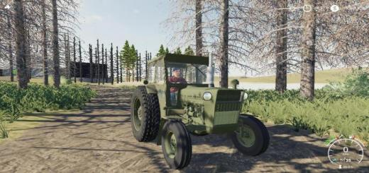 Photo of FS19 – Ford Airforce Tug Wip V1