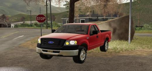 Photo of FS19 – Ford F150 2005 V1