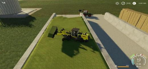 Photo of FS19 – Freely Rotatable Small Bunker V1