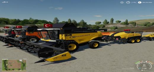Photo of FS19 – Harvester Series Activa Pack V2.1