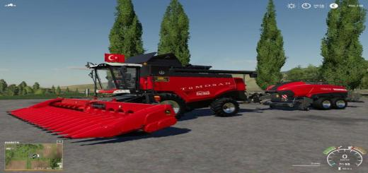 Photo of FS19 – Harvester Series Pack V2