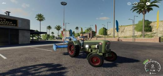 Photo of FS19 – Hatz H340 V1