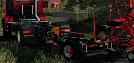 Photo of FS19 – Hay Cutter Dolly V1