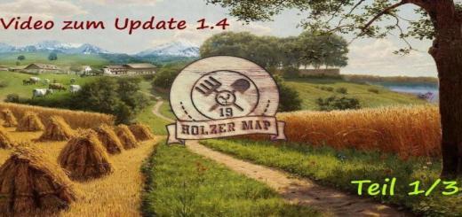 Photo of FS19 – Holzer Map V1.4