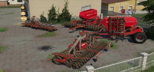 Photo of FS19 – Horsch Pronto 6As / Maestro 8Rc V1.1