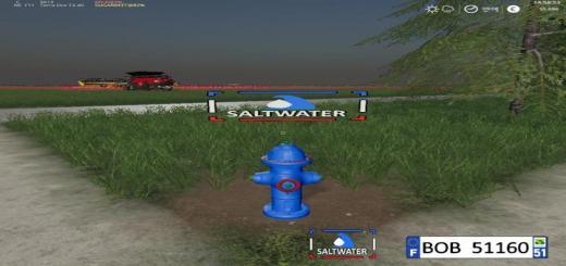 Photo of FS19 – Hydrant Salt Water V1