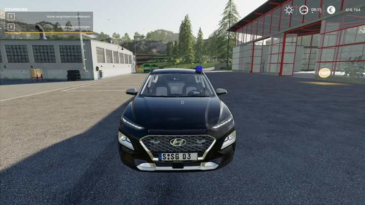 Photo of FS19 – Hyundai Kona 2019 Kripo V1