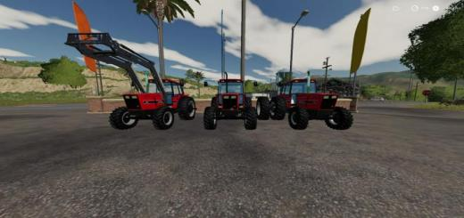 Photo of FS19 – Ih 5488 4Wd Tractor V1