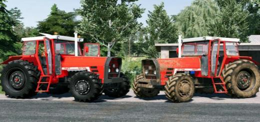 Photo of FS19 – Imt 5136 Tractor V1