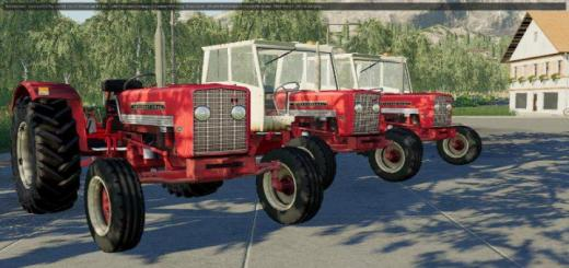 Photo of FS19 – International 523/624/724 V2