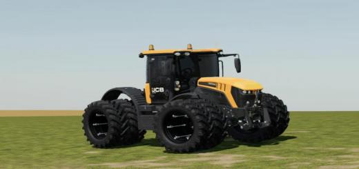Photo of FS19 – Jcb Fastrac 4220 Xtra Tractor V1