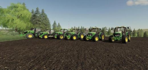 Photo of FS19 – John Deere 20-6R Series Norwegian V1