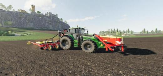Photo of FS19 – John Deere 6M Series V1