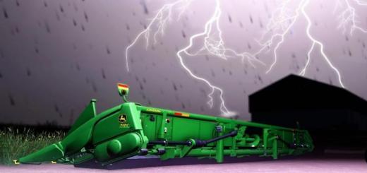 Photo of FS19 – John Deere Corn Headers V1