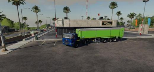 Photo of FS19 – Krampe Sb 3060 + Phonix 6X6 Agro Truck V1.2.1