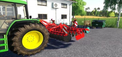 Photo of FS19 – Kverneland Qualidisc Farmer 4000 V1